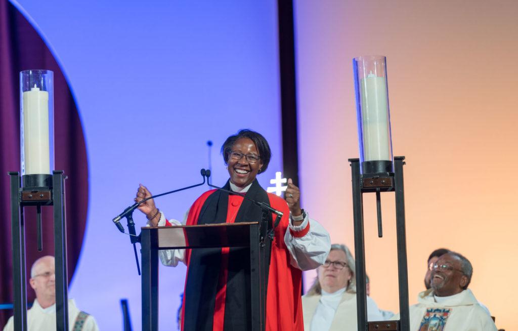 Now Go!: Bishop Jennifer's General Convention Sermon